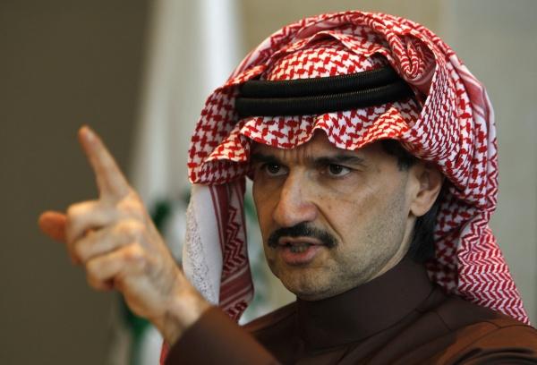 Саудовский принц Аль-валид бин Таталь|Фото: https://www.cnbc.com/