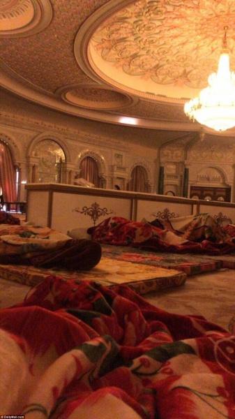 Задержанные саудовские принцы|Фото: www.dailymail.co.uk