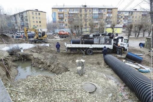 коммунальная авария в Улан-Удэ|Фото: Пресс-служба администрации Улан-Удэ