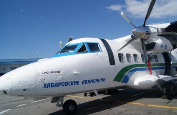 самолет L-410 UVP-E20 крушение Хабаровский край|Фото: sledcom.ru