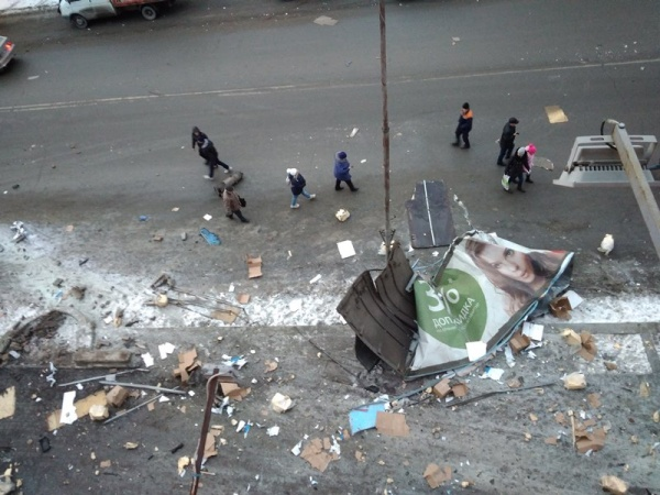 Златоуст, ДТП, грузовик врезался в здание,|Фото: пресс-служба ГУ МВД по Челябинской области