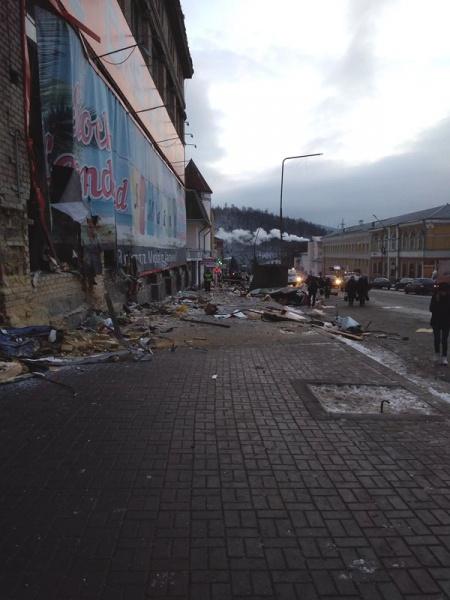 Златоуст, ДТП, грузовик врезался в здание,|Фото: ГУ МВД по Челябинской области