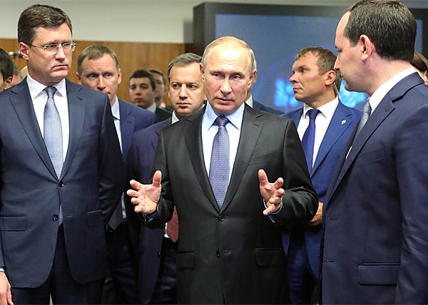 Путин, Россети(2017)|Фото: kremlin.ru