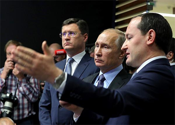 Путин, Россети Фото: kremlin.ru