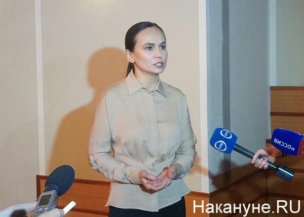 Виктория Казакова, заместитель министра промышленности и науки Свердловской области(2017)|Фото: Накануне.RU