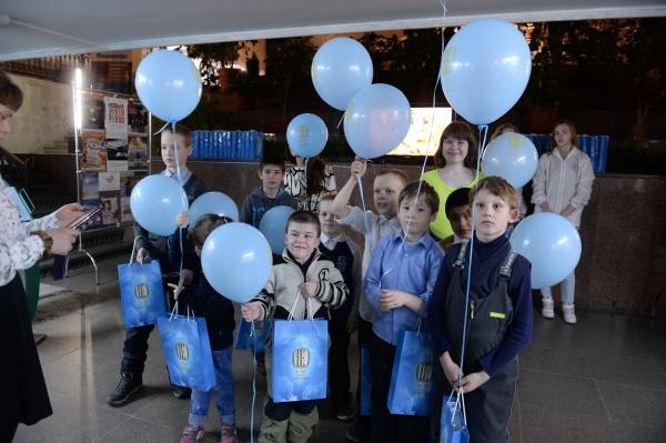 фонд святой екатерины, шарики, дети, музей|Фото:фонд святой екатерины