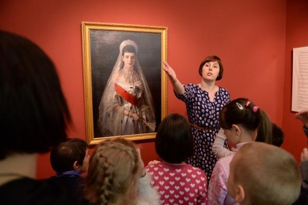 фонд святой екатерины, дети, музей изо екатеринбурга|Фото:фонд святой екатерины
