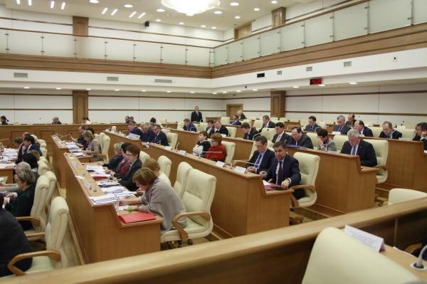Законодательное собрание Свердловской области заксобрание депутаты|Фото: zsso.ru