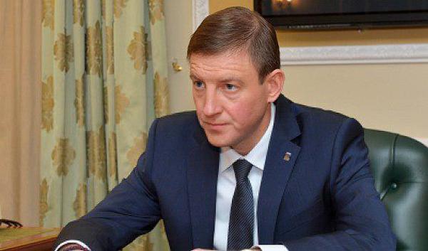 Андрей Турчак Фото: пресс-служба губернатора ЯНАО