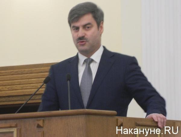 Евгений Редин, заместитель губернатора Челябинской области(2017)|Фото: Накануне.RU