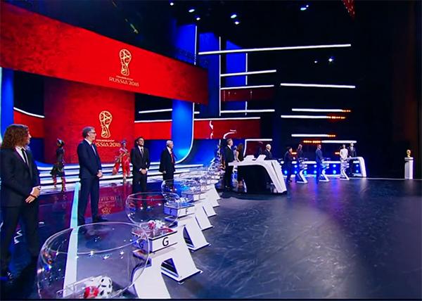 жеребьевка, Чемпионат мира по футболу 2018(2017)|Фото: 1 канал