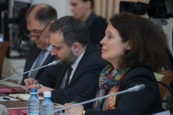 посол Франции в России Сильви Берманн(2017)|Фото: ДИП губернатора Свердловской области