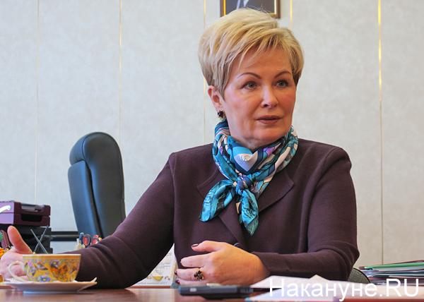 Ольга Ковтун, и.о ректора УГМУ(2017) Фото: Накануне.RU
