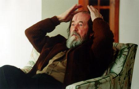 Солженицын – это писатель, который проклят своим народом
