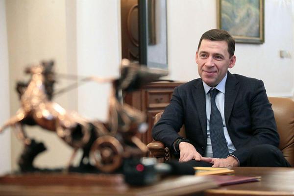 Евгений Куйвашев(2017)|Фото: Департамент информационной политики губернатора Свердловской области