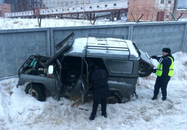 Соликамск угнанная машина два ДТП(2017)|Фото: 59.мвд.рф