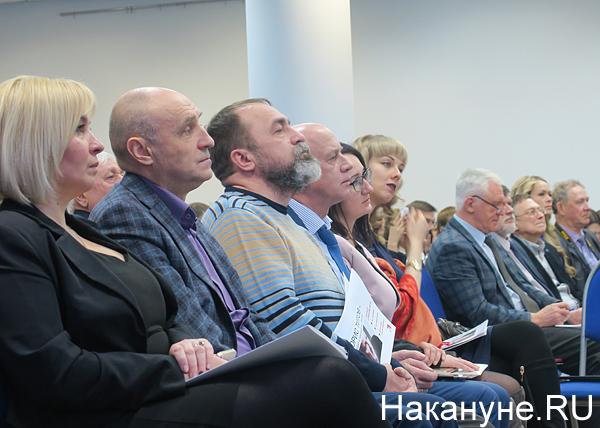 встреча с Борисом Титовым в Екатеринбурге(2017)|Фото: Накануне.RU