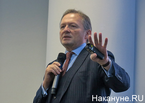 Борис Титов(2017) Фото: Накануне.RU