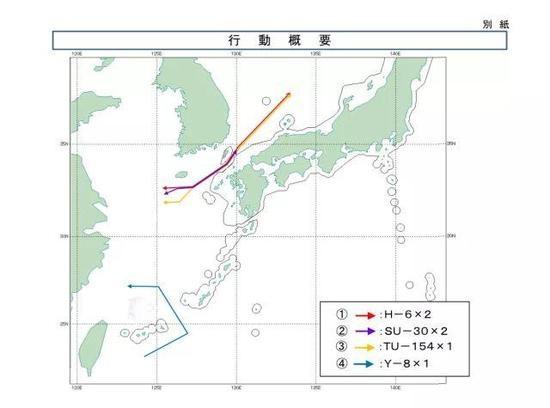 Самолёты ВВС НОАК совершили полёты над Японским морем(2017)|Фото: http://hot.qianyan001.com/
