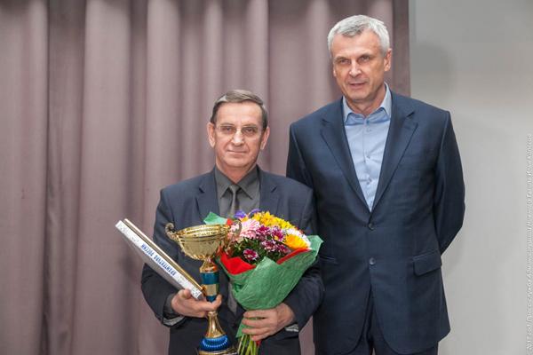 Нижний Тагил, чествование лучших благотворителей 2017 года, Сергей Носов(2017) Фото: мэрия Нижнего Тагила