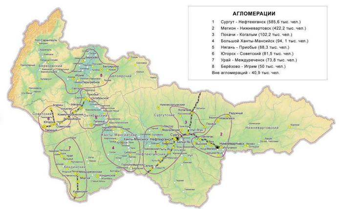 Матрешка проектов. С чем входят Югра, Ямал и Тюменская область в 2018 год