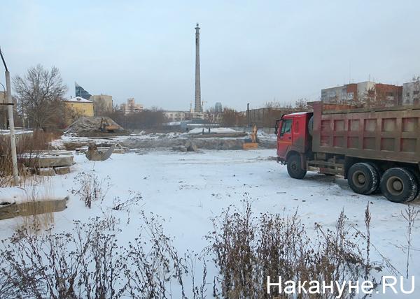 ул. 8 марта - Большакова, раскопочные работы(2018) Фото: Накануне.RU