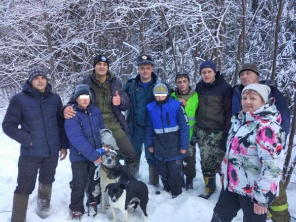 Кушва, дети, розыск, МЧС(2018)|Фото: ГУ МЧС по Свердловской области