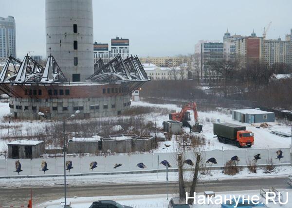 телебашня, Екатеринбург, техника(2018)|Фото: Накануне.RU