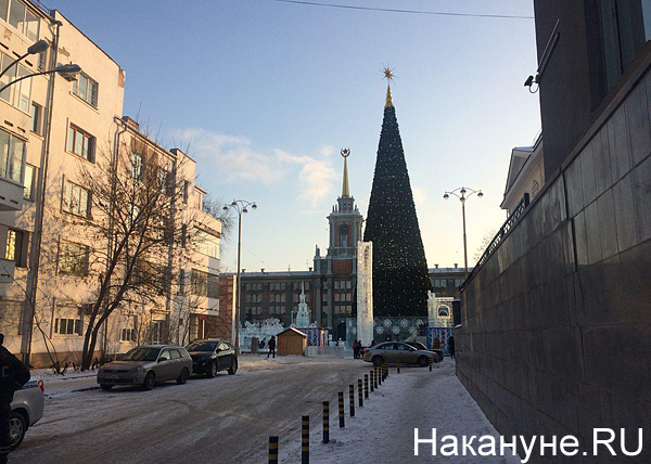 улица (переулок) Володарского, Екатеринбург(2018)|Фото: Накануне.RU