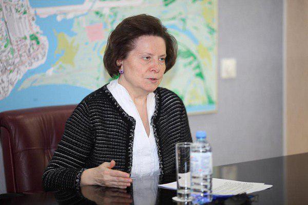 Наталья Комарова Сургут(2018) Фото: Пресс-служба мэрии Сургута