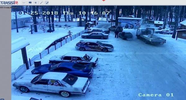 ледовый автодром на озере Балтым(2018)|Фото:пресс-служба ледового автодрома на озере Балтым
