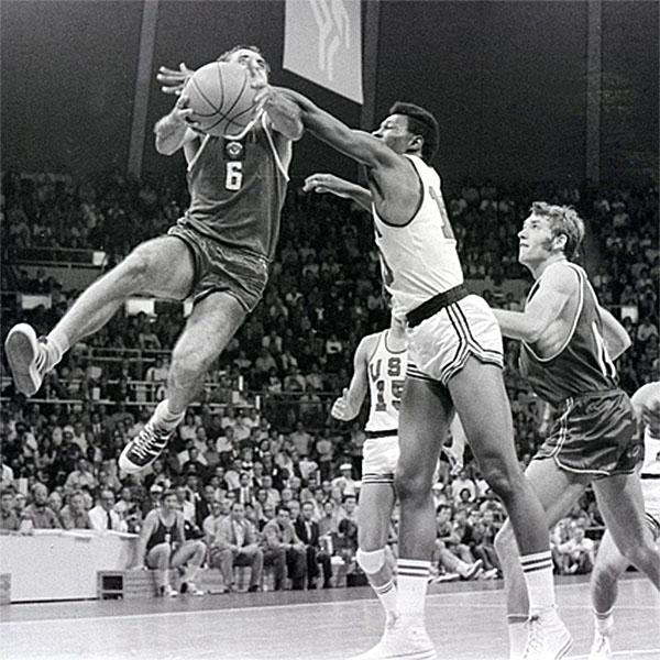 Олимпиада 1972, баскетбол, СССР -США(2018)|Фото: Вокруг ТВ