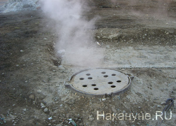 канализация люк пар|Фото: Накануне.RU