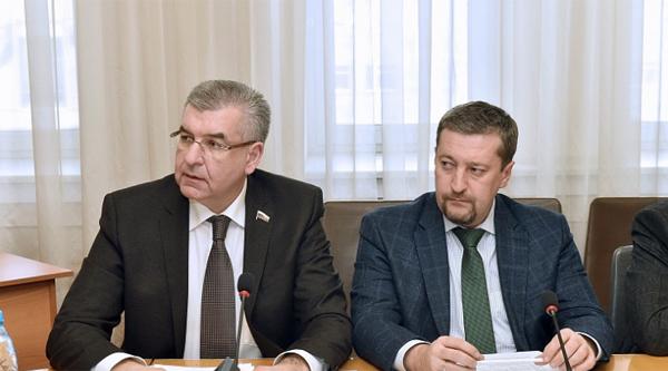 совещание губернатора Пермского края с депутатами Госдумы(2018)|Фото: permkrai.ru