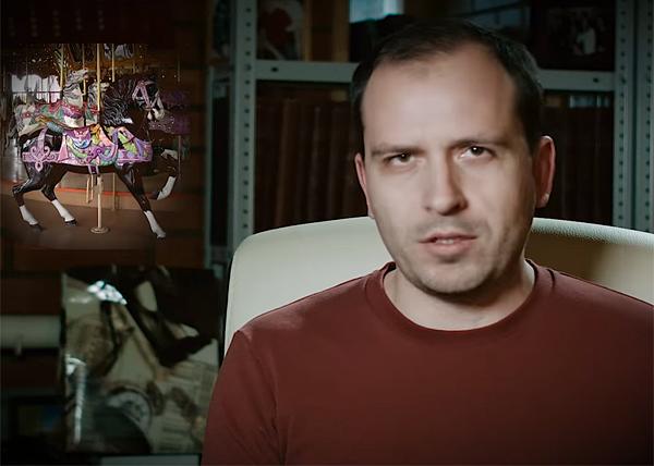 Константин Семин, ролик про выборы, бойкот выборов(2018)|Фото: youtube.com/Константин Семин