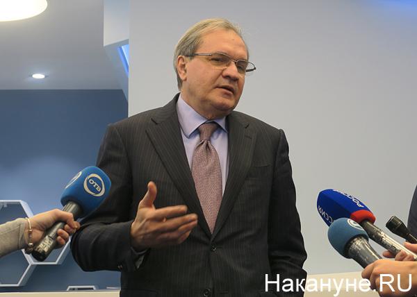 секретарь Общественной палаты РФ Валерий Фадеев(2018)|Фото: Накануне.RU
