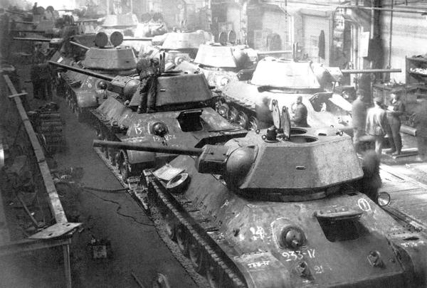 серийное производство танка Т-34(2018)|Фото: super-arsenal.ru