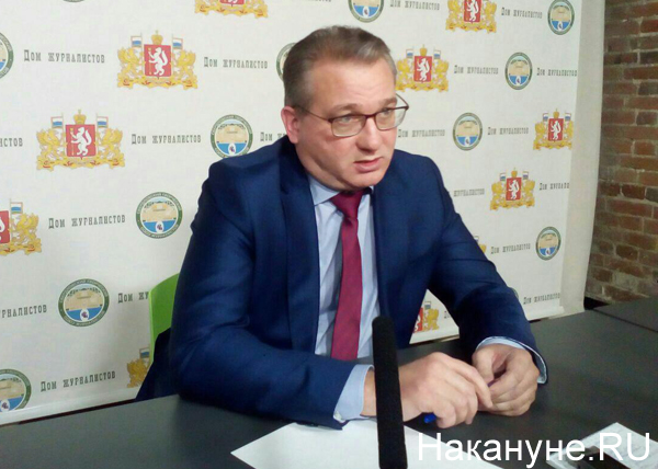 министр экономики и территориального развития Свердловской области Александр Ковальчик(2018)|Фото: Накануне.RU
