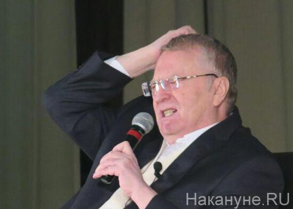 Владимир Жириновский, УрФУ(2018)|Фото: Накануне.RU
