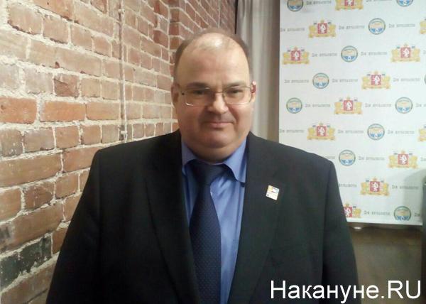 министр здравоохранения Свердловской области Андрей Цветков(2018)|Фото: Накануне.RU