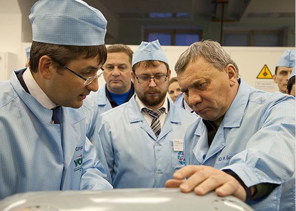 Замминистра обороны РФ Юрий Борисов, УОМЗ(2018)|Фото: function.mil.ru