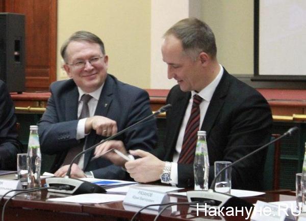 Дмитрий Курочкин, Константин Бабкин(2018) Фото: Накануне.RU