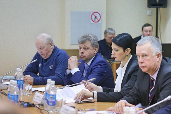 совещание, кластер на горе Белая, Нижний Тагил(2018)|Фото: Департамент информационной политики губернатора Свердловской области