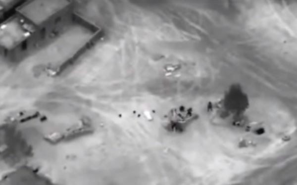 удар США по сирийской армии, ЧВК, Сирия(2018)|Фото: youtube.com