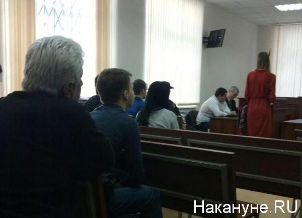 Владислав Рябухин, суд, дело Рябухина(2018)|Фото: Накануне.RU