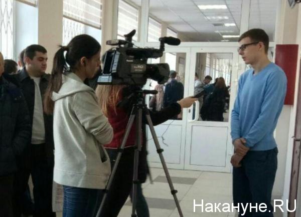 Владислав Рябухин, суд, дело Рябухина, Саргис Арутюнян(2018)|Фото: Накануне.RU