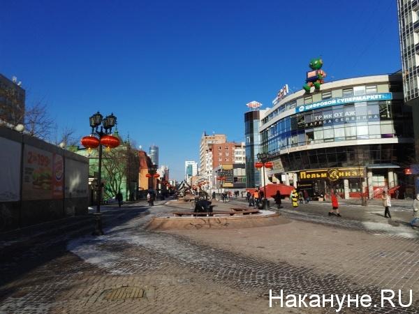 Улица ВАйнера украшена китайскими фонарями(2018)|Фото: