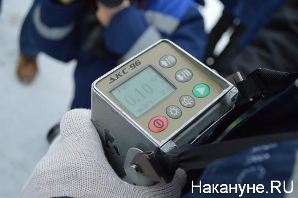 дозиметр, работник, радиация(2018)|Фото: Фото:Накануне.RU