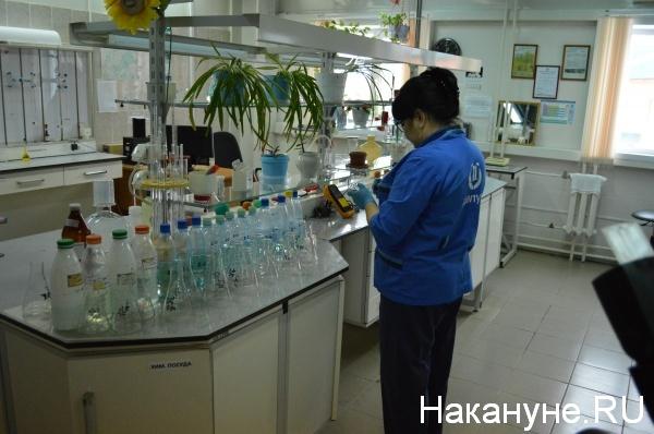 лаборатория, Далур, химики(2018) Фото:Накануне.RU