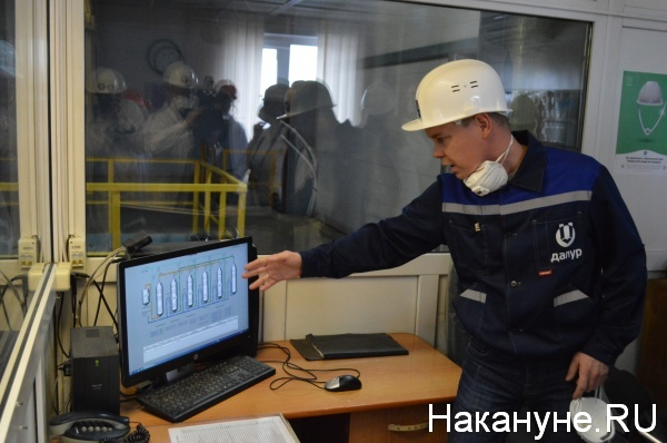 Далур, уран, Далматовское(2018) Фото:Накануне.RU